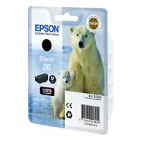 Картридж Epson C13T26014010 (T2601) c пигментными чернилами