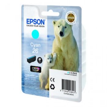 Картридж Epson C13T26124010 (T2612)